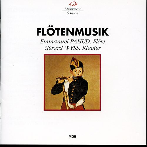 Play & Download C.P.E. Bach, Ferroud, Fauré, Ferneyhough & Prokofiev: Flötenmusik by Emmanuel Pahud | Napster