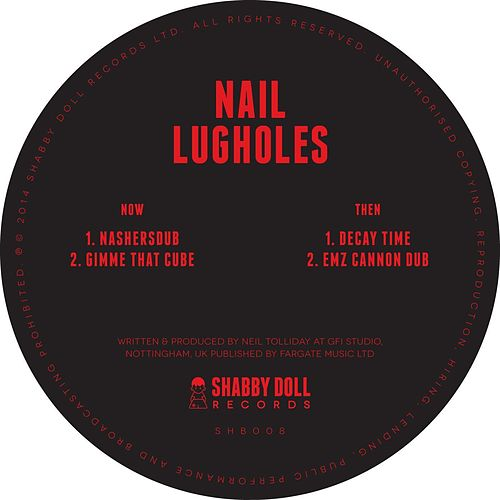 Play & Download LugHoles (EP) by Nail | Napster