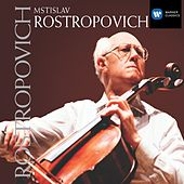 Mstislav Rostropovich by Various Artists
