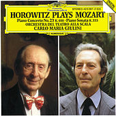 Play & Download Mozart: Piano Concerto No.23 K.488; Piano Sonata K.333 by Vladimir Horowitz | Napster