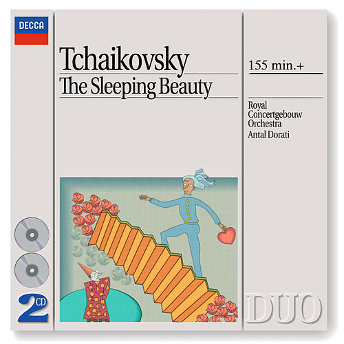 Play & Download Tchaikovsky: The Sleeping Beauty by Royal Concertgebouw Orchestra | Napster