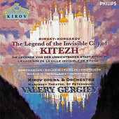 Rimsky-Korsakov: The Invisible City of Kitezh by Various Artists