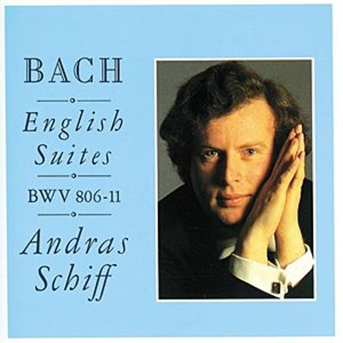 Play & Download The English Suites; Suites Nos.1 - 6 by András Schiff | Napster