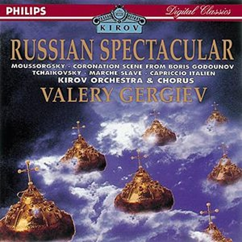 Play & Download Russian Spectacular by Various Artists | Napster