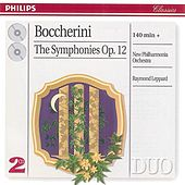 Play & Download Boccherini: The 6 Symphonies, Op.12 by Emanuel Hurwitz | Napster