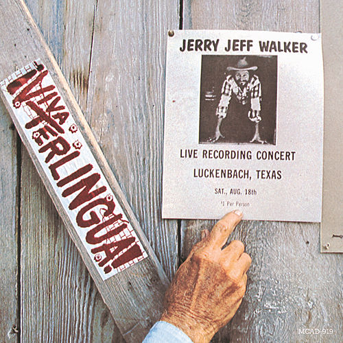 Viva Terlingua by Jerry Jeff Walker