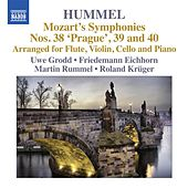 Play & Download Mozart: Symphonies Nos. 38, 39, 40 (Arr. Hummel) by Uwe Grodd | Napster