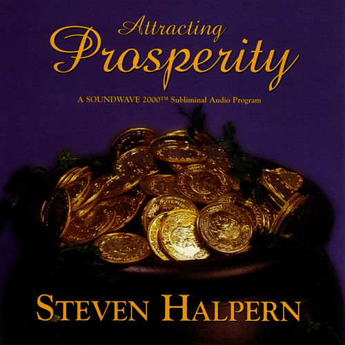 Play & Download Attracting Prosperity by Steven Halpern   Napster