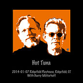 2014-01-07 Ridgefield Playhouse, Ridgefield, CT (Live) by Hot Tuna