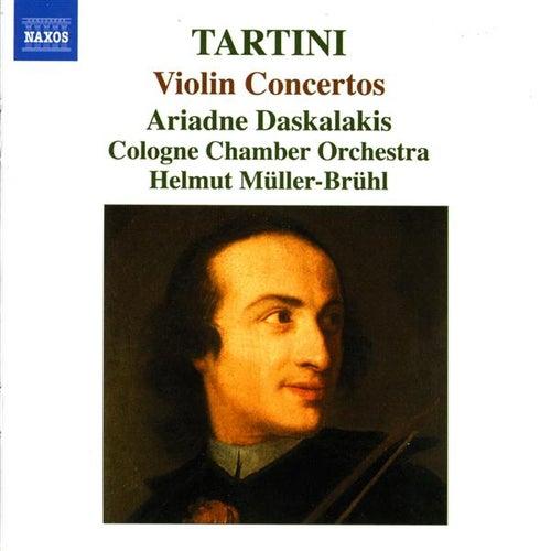 TARTINI: Violin Concertos by Ariadne Daskalakis