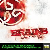 Soundman EP: Inner City Jungle, Vol. 1 by The Brains