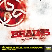Ejszaka (feat. Hosok) EP. by The Brains