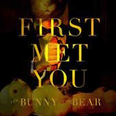 First Met You by The Bunny The Bear