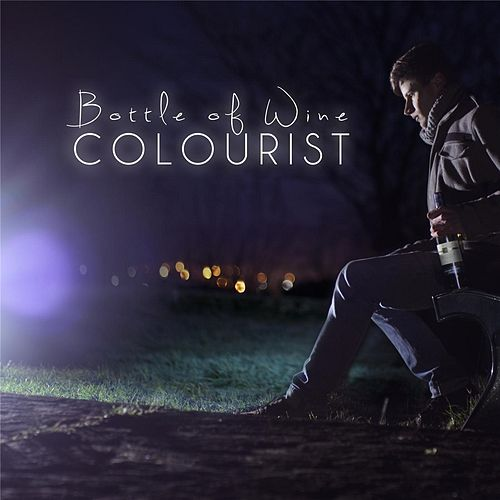 Bottle of Wine by The Colourist