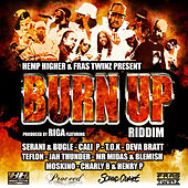 Play & Download Burn up Riddim by Various Artists | Napster