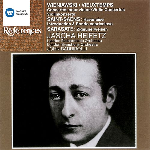Play & Download Jascha Heifetz - Violin Works by Various Artists | Napster