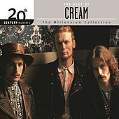 The Best Of Cream 20th Century Masters The MIllennium Collection by Cream