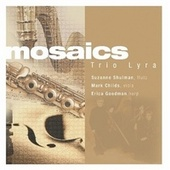 Play & Download Mosaics by Trio Lyra | Napster