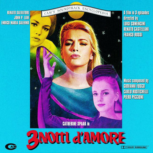 Play & Download Tre Notti D'amore by Various Artists | Napster