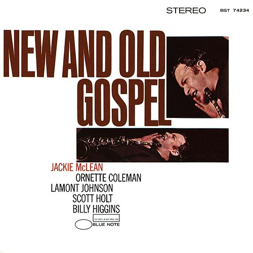 New And Old Gospel by Jackie McLean