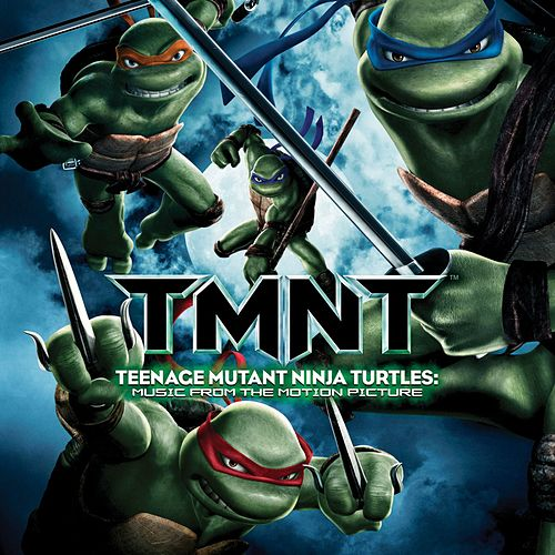 Teenage Mutant Ninja Turtles O.S.T. by Various Artists