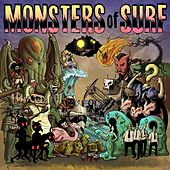 Play & Download Monsters of Surf by Various Artists | Napster