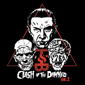Clash of the Damned (Vol. 2) by Various Artists