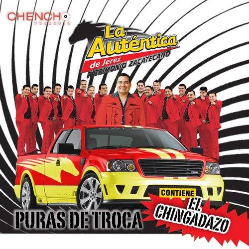 Play & Download El Chingadazo by Banda Autentica de Jerez | Napster