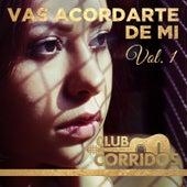 Vas Acordarte de Mi: Historias de Tristeza Vol. 1...Presentado por Club Corridos by Various Artists