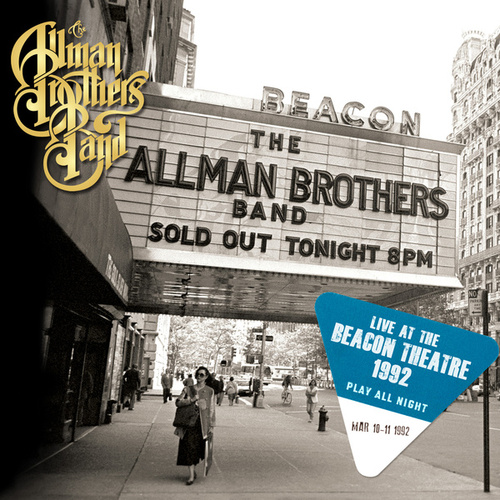 Play All Night: Live at The Beacon Theatre 1992 by The Allman Brothers Band