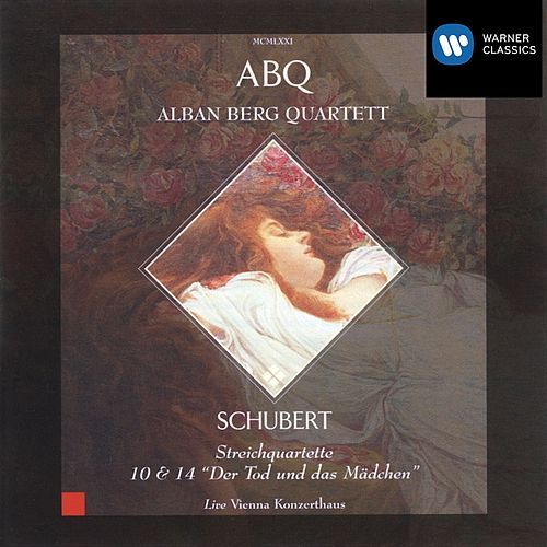 Alban Berg Quartett, String Quartets 10 & 14 - Schubert by Various Artists