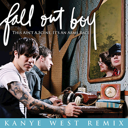 Play & Download This Ain't A Scene, It's An Arms Race by Fall Out Boy | Napster