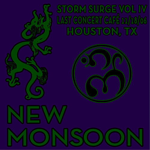 Play & Download Last Concert Cafe Houston, TX  Nov 18th 2006 by New Monsoon | Napster