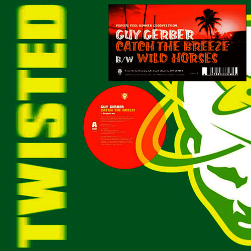 Play & Download Catch the Breeze / Wild Horses by Guy Gerber | Napster