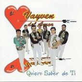 Quiero Saber De Ti by El Vayven Del Amor