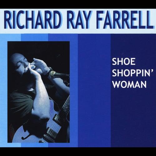 Shoe Shoppin' Woman by Richard Ray Farrell