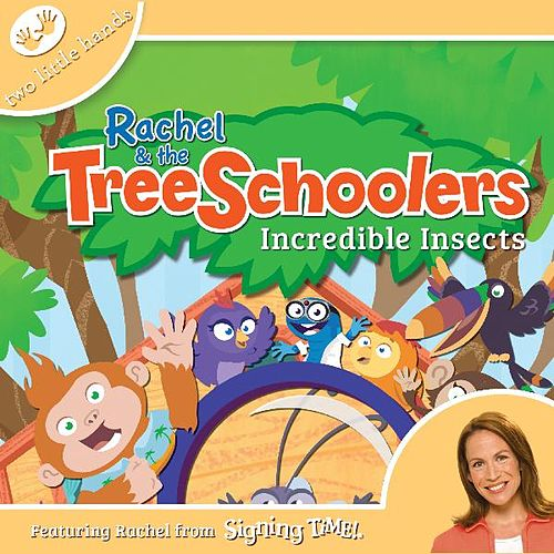 Play & Download Rachel & the TreeSchoolers Episode 3: Incredible Insects by Rachel Coleman | Napster