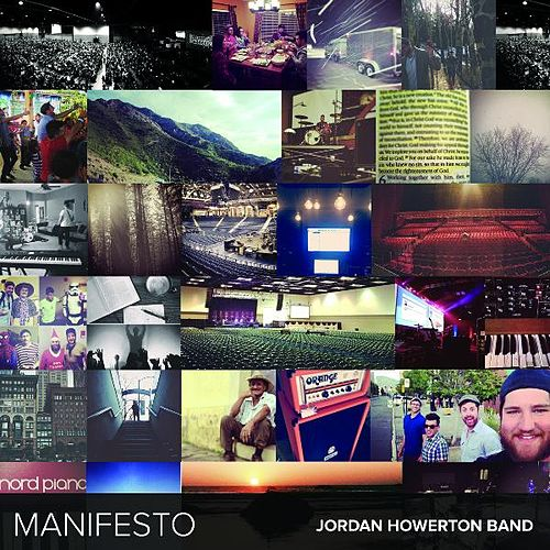 Play & Download Manifesto by Jordan Howerton Band | Napster