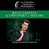 Bach: Cantata - Stravinsky: L'Histoire (Live) by Various Artists