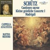 Play & Download Schütz Edtion, Vol. II: Cationtiones sacrae, Kleine geistliche Concerte & Madrigali by Cappella Augustana | Napster