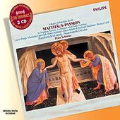 Bach, J.S.: St. Matthew Passion by Various Artists