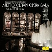 Play & Download Metropolitan Opera Gala Honoring Sir Rudolf Bing (1972) by Various Artists | Napster