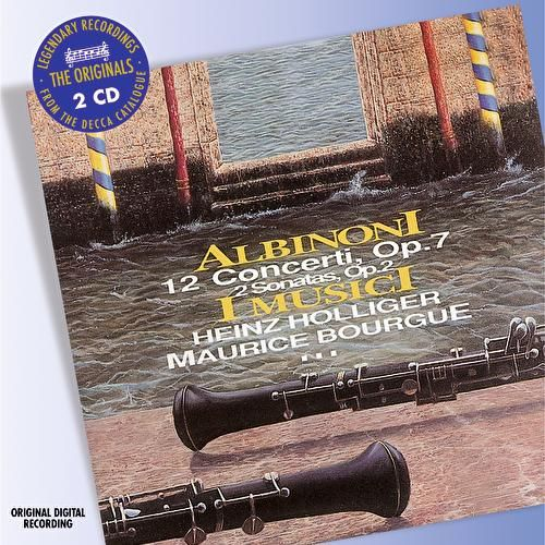 Play & Download Albinoni: 12 Concertos, Op.7 by Various Artists | Napster
