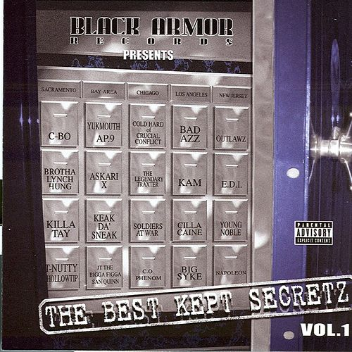 The Best Kept Secret Volume 1. by Various Artists