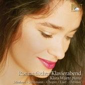 Play & Download Romantischer Klavierabend by Klára Würtz | Napster