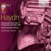 Haydn: String Quartets, Op. 77, 103 & Sieben letzten Worte by Buchberger Quartet