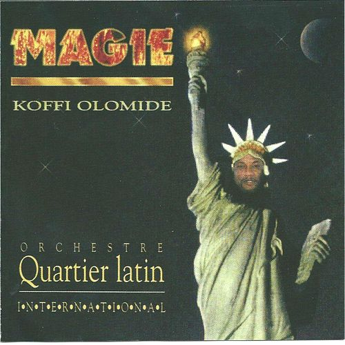 Play & Download Magie by Koffi Olomidé | Napster