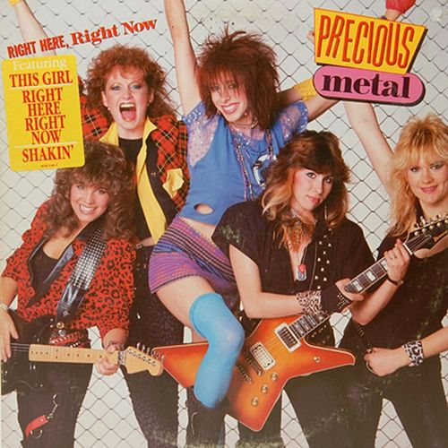 Right Here, Right Now by Precious Metal