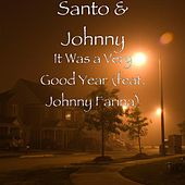 Play & Download It Was a Very Good Year (feat. Johnny Farina) by Santo and Johnny | Napster
