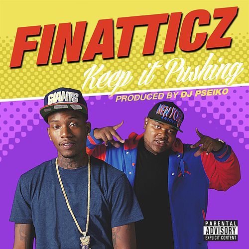 Play & Download Pushing by Finatticz | Napster